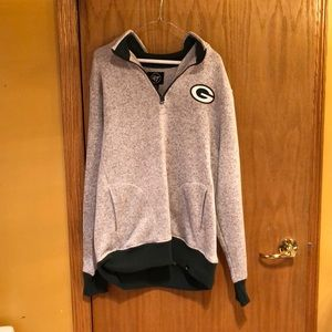 Green Bay Packers pullover sweater